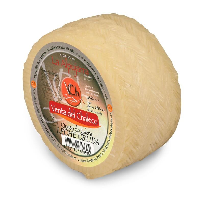 queso de cabra venta del chaleco