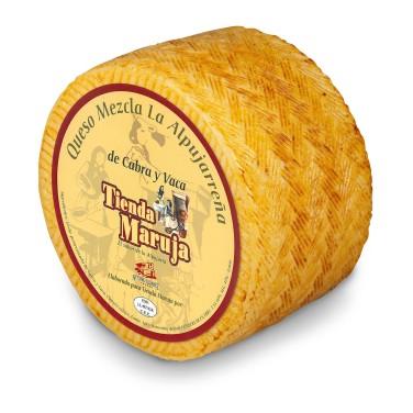 Käse Gemisch Ziegen-Kuh