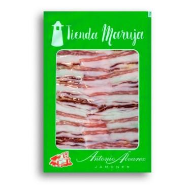 Lonchas Panceta Ibérica de Bellota
