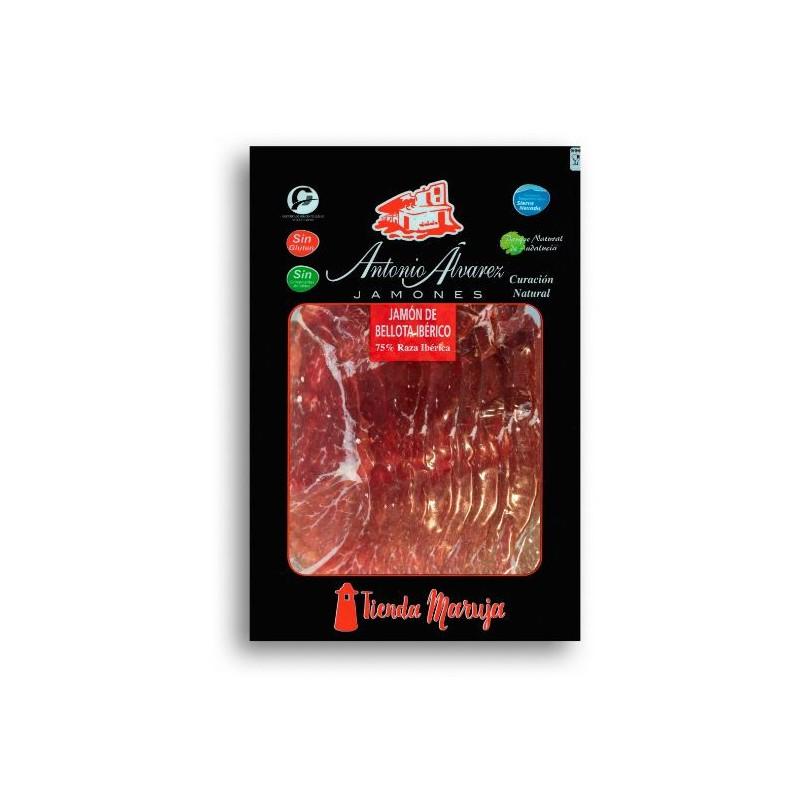 Pack de 6 sobres de jamón ibérico de bellota